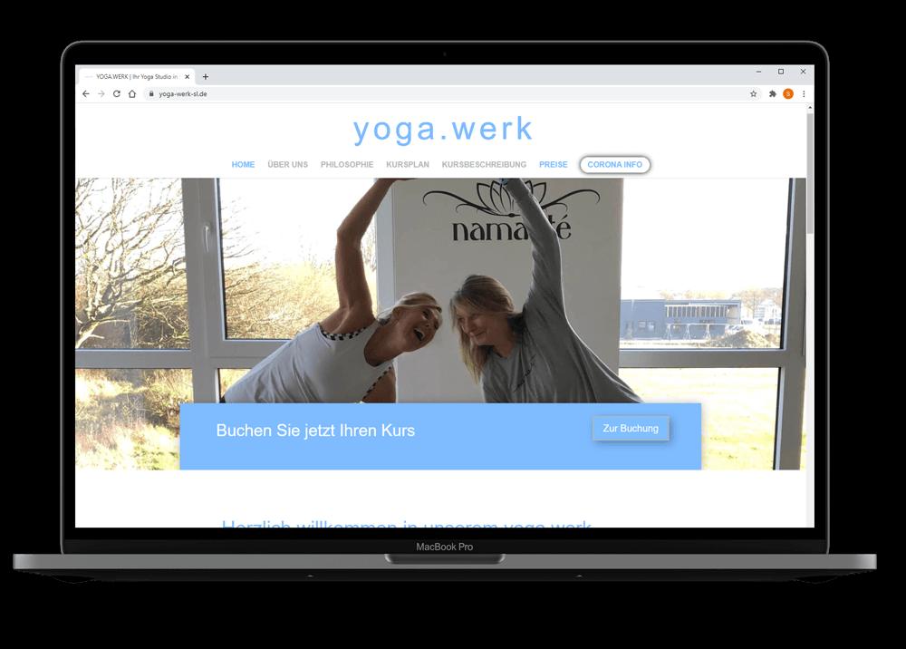 yoga werk